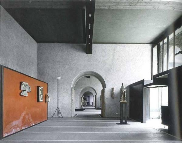 Carlo Scarpa, Castelvecchio Museum, Verona