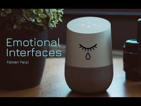 Emotional Interfaces with Fabian Pelzl (South Bay UX - December 10, 2019 )