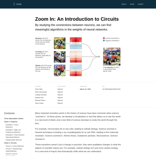 Zoom In: An Introduction to Circuits