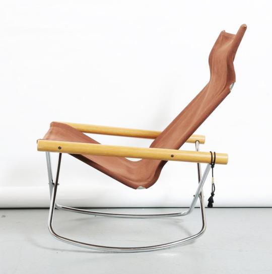 "Takeshi Nii_""Ny"" rocking chair"