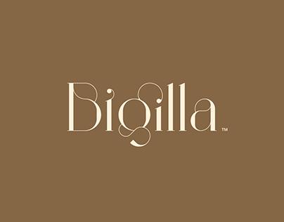 BIGILLA™ - FREE DISPLAY SERIF TYPEFACE