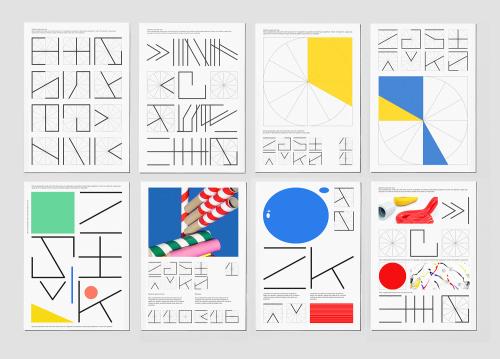 Zastavka, visual conception / Various Po...