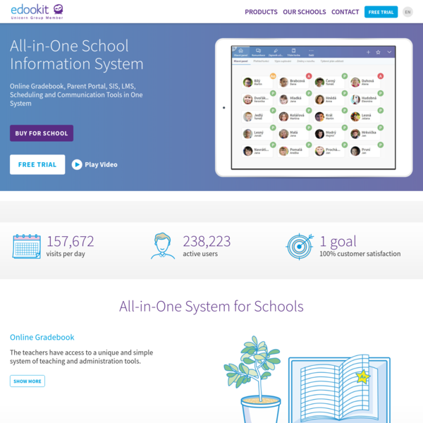 All-in-One School Information System