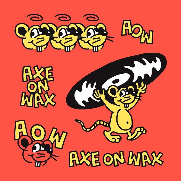 Axe on Wax