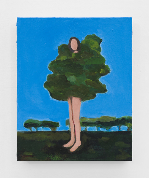 Untitled (Tree Figure), 2019