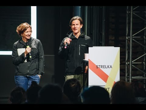 """Geoff Manaugh, Nicola Twilley. Lecture """"Spatial Fictions of Quarantine"""""""