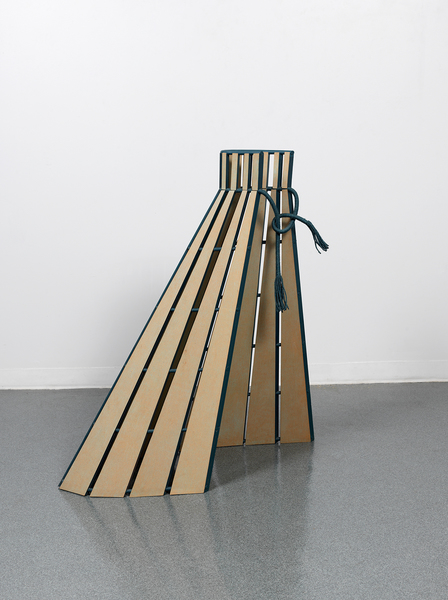 Diane Simpson, Box Pleats, 1989