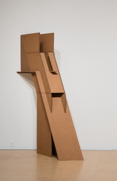 Diane Simpson, Leaning Lookout, 1978