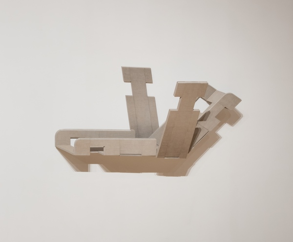 Diane Simpson, Fold-Up, 1980