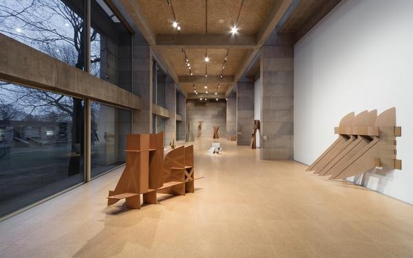 Diane Simpson, Diane Simpson: Cardboard-Plus, 1977–1980, 2020