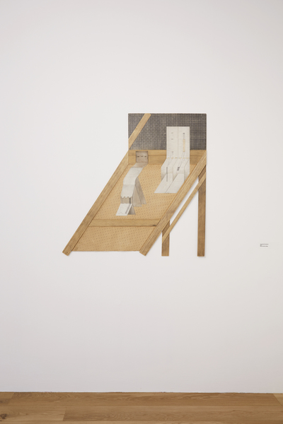 Diane Simpson, Contained Containers, 1976