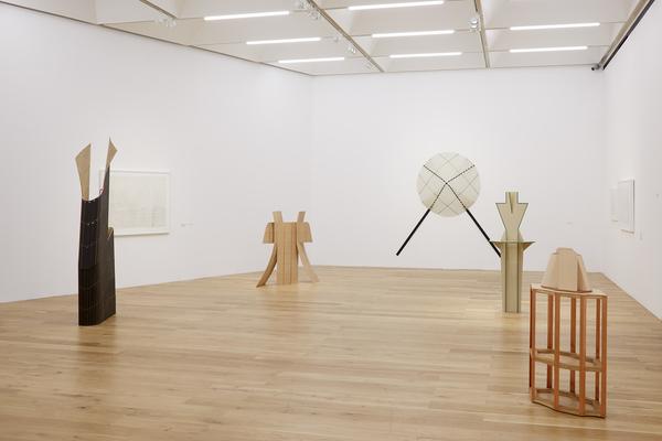 Diane Simpson, Diane Simpson: Sculpture, Drawing, Prints 1976–2014, 2020
