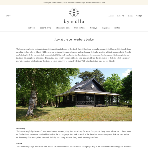 Lemelerberg Lodge By Mölle