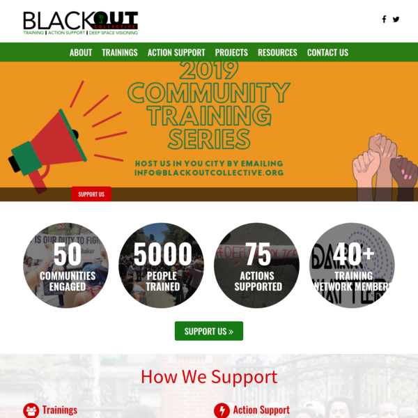 The BlackOUT Collective
