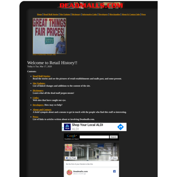 DeadMalls.com
