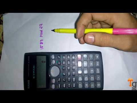 Find Mod In Scientific Calculator | Any Calculator