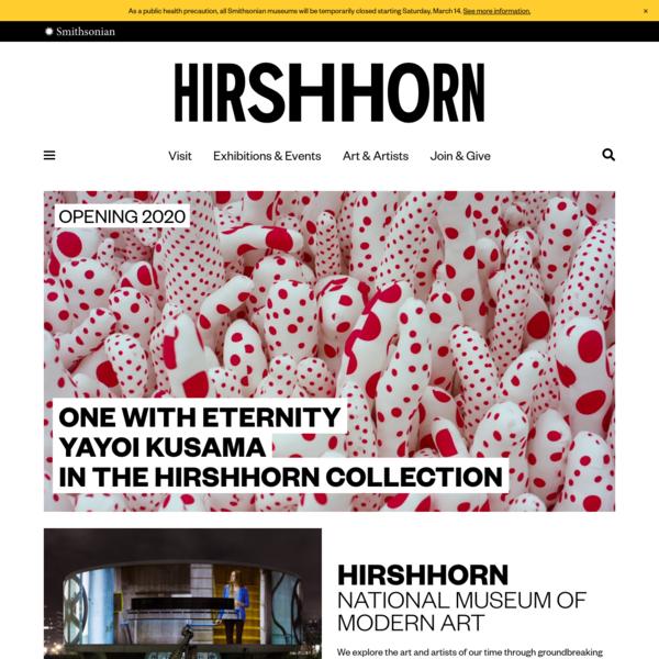 Hirshhorn Museum and Sculpture Garden   Smithsonian