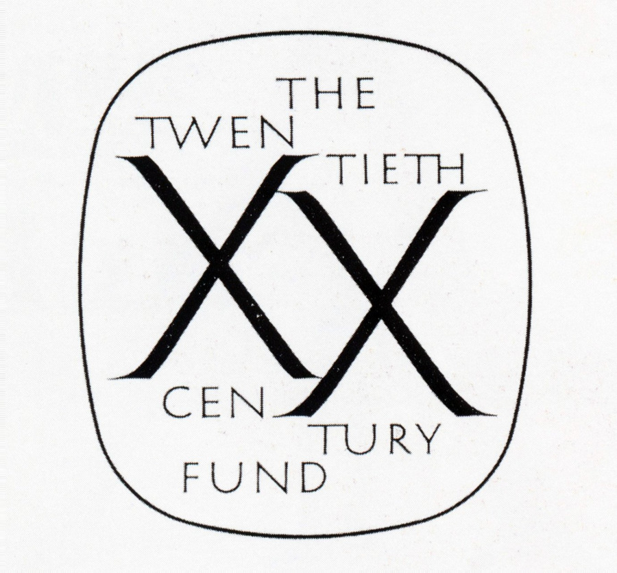 THE TWENTIETH CENTURY FUND