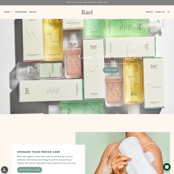 Holistic Self-Care Solutions by Rael