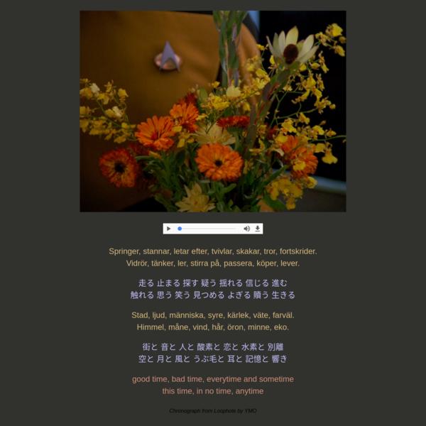 Data's Flowers