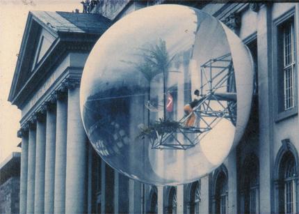 Coop Himmelblau, Restless Sphere