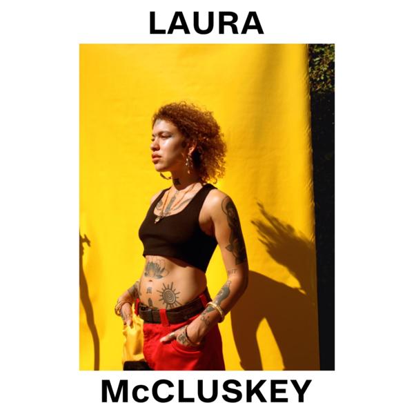 LAURA McCLUSKEY