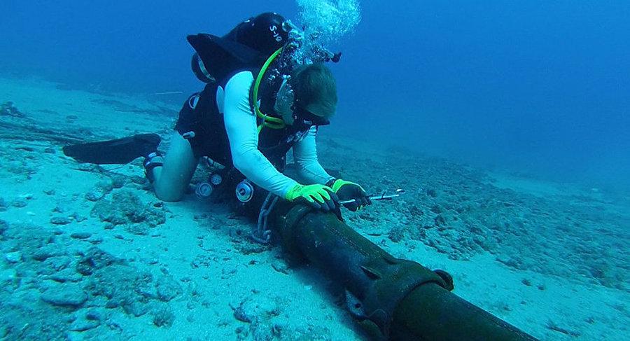 underwater/transatlantic cables