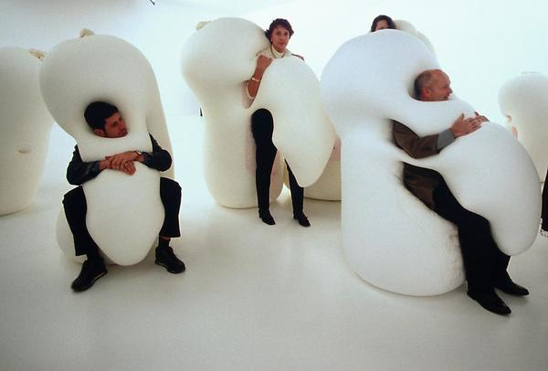 "Ernesto Neto's ""Humanoids"" in The Body that Carries Me"