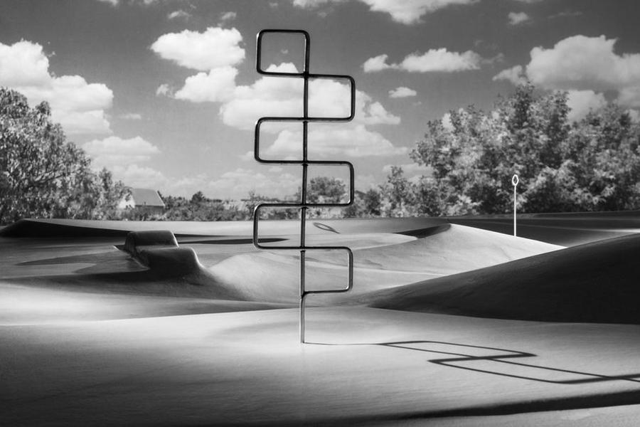 Isamu Nogochi, Contoured Playground (1941)