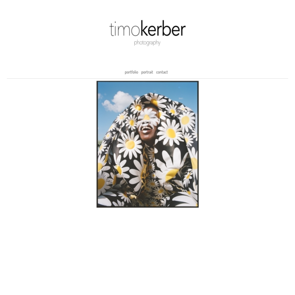 Timo Kerber Photography Portfolio