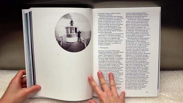 BAL BOOKS présente : Wolkenstudien. Cloud Studies. Études des nuages / Helmut Völter / Spector Books