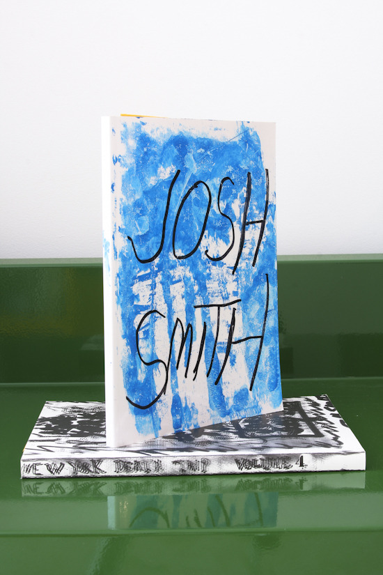 "Josh Smith, 2009 ""Josh Smith"" 38th Street Publishers, New York, 2009 5½ x 8½ inches (21½ x 14 cm)  $25 Purchase --> SOLD"