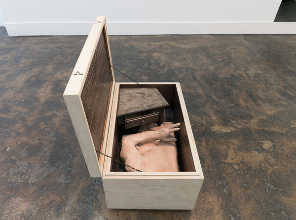Dan Herschlein, Hope Chest, 2016