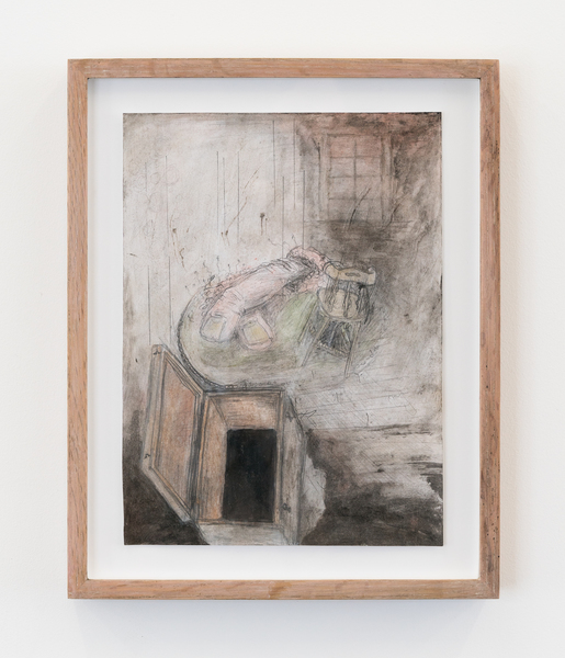 Dan Herschlein, In The Wrong Kind of Box, 2016
