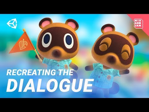 Animal Crossing's Dialogue | Mix and Jam