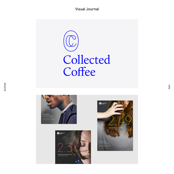 Visual Journal | Branding, Editorial and Graphic Design