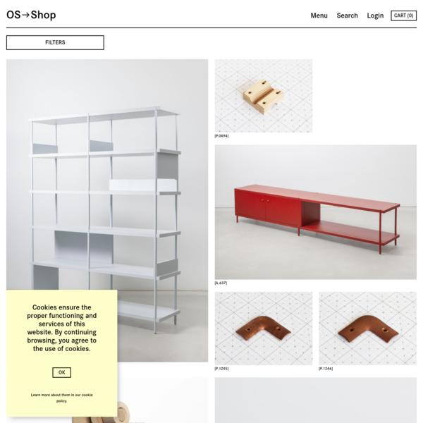 Shop | OpenStructures