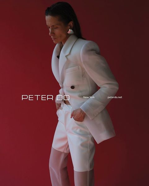 SS20 Campaign photographed by Montis Songsombat in our studio FT. VAIORA #Peterdo