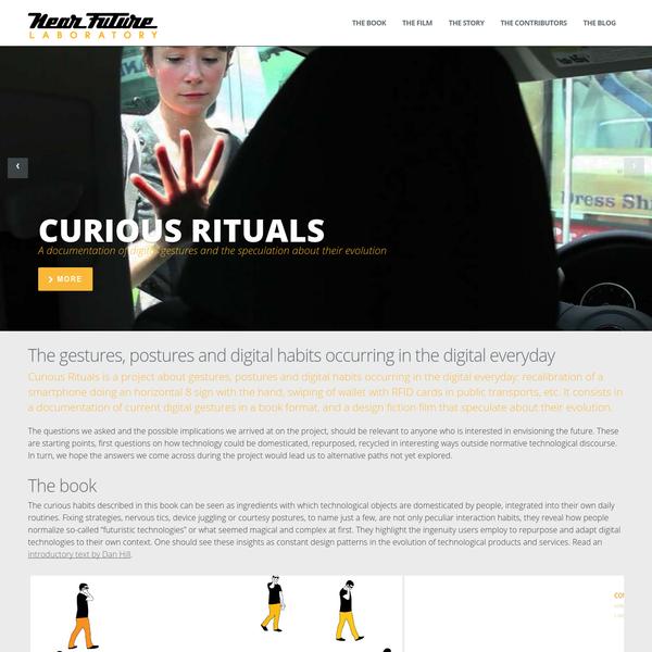 Curious Rituals