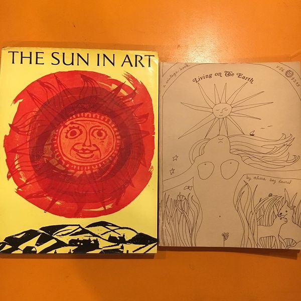 in honor of daylight savings and this sunny Sunday: here are two sunny beauties that arrived yesterday - since Alice already...