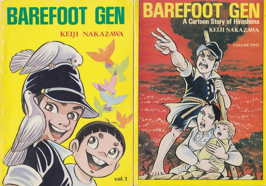 Barefoot Gen — Do not complain and do what is right