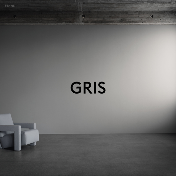 Gris Paints - Mineral Paint, Solvent Free, Sustainable Brand