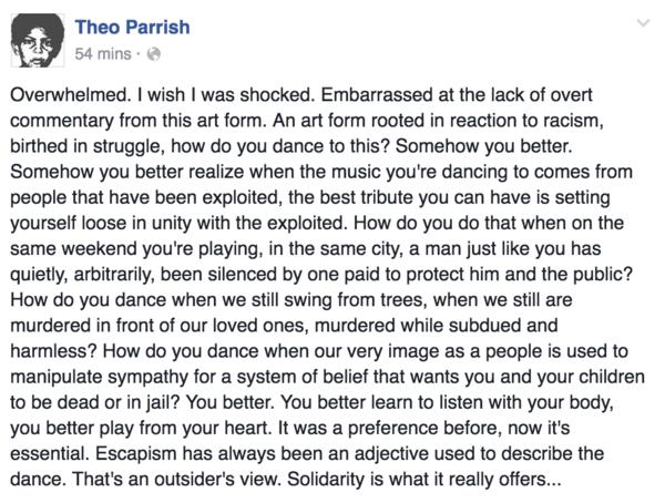 Theo Parrish