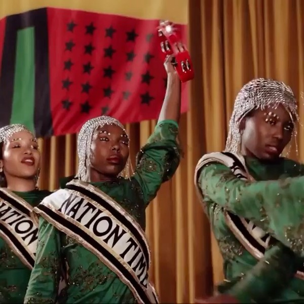 In her collaboration with Nowness, Neneh Cherry (@nenehcherryofficial), Beyoncé and Jay-Z, the British-Nigerian visionary ar...