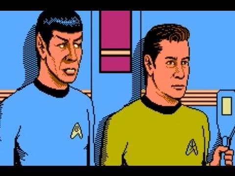 Star Trek: 25th Anniversary (NES) Playthrough [60FPS] - NintendoComplete