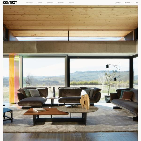 Purveyors of Modern Furniture