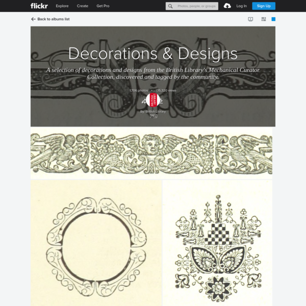 Decorations & Designs