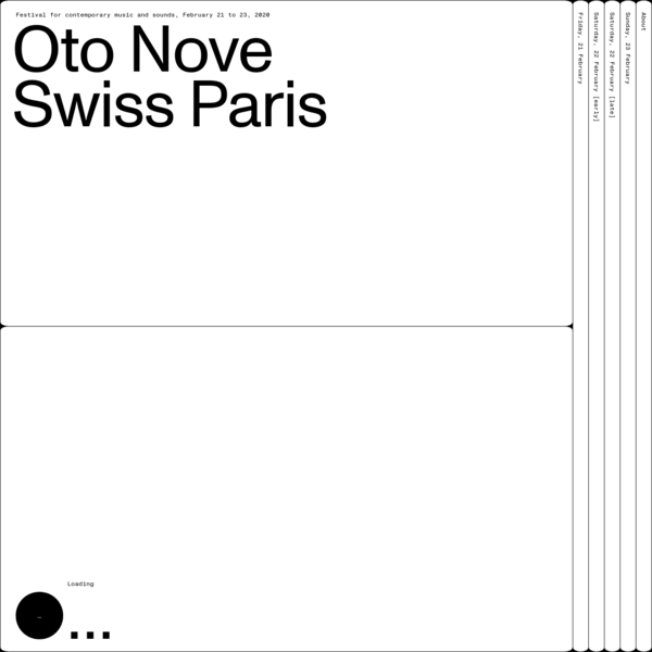 Oto Nove Swiss Paris