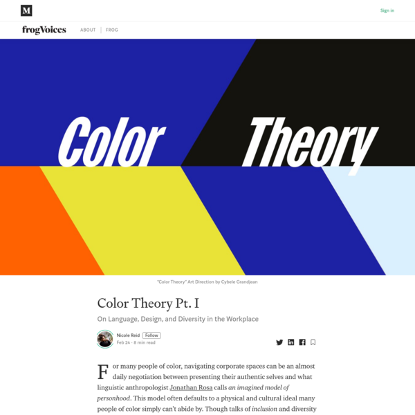Color Theory Pt. 1