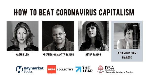 How to Beat Coronavirus Capitalism